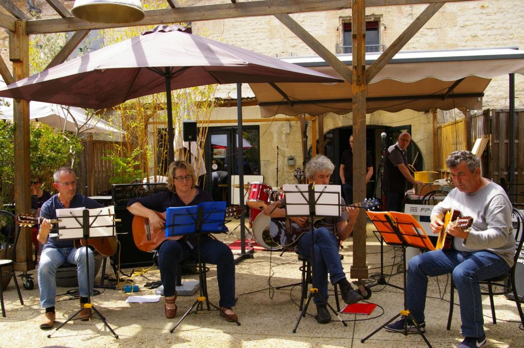 Concert à la Cour de Ruelle @ La Cour de Ruelle